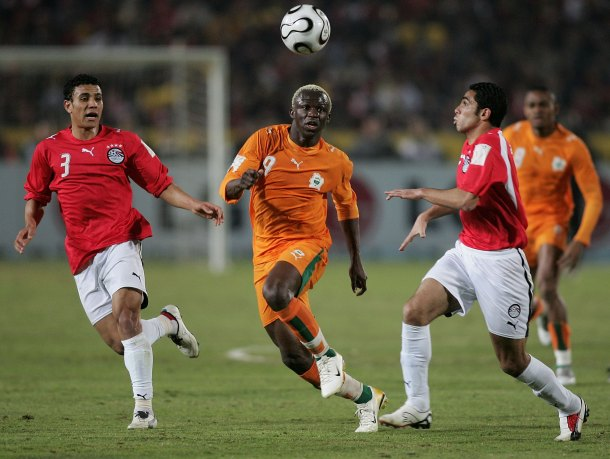 Egypt v Ivory Coast - African Cup of Nations